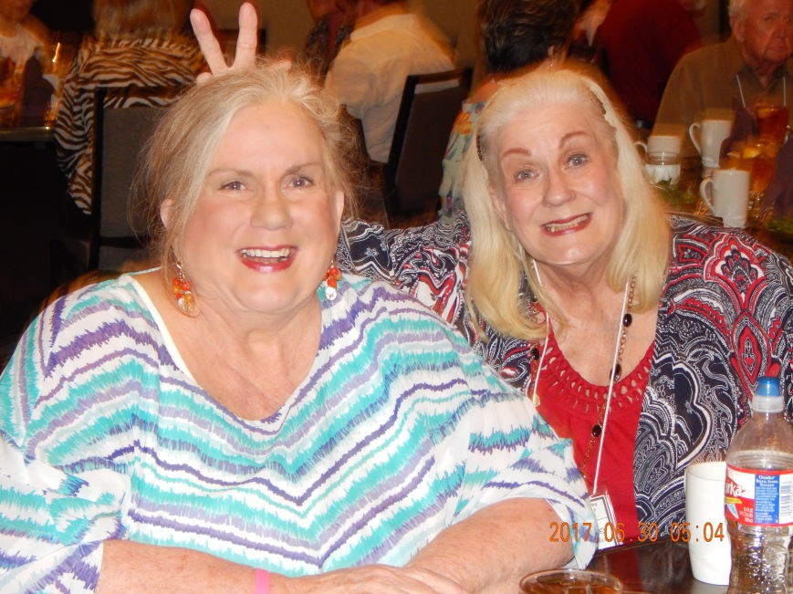 2017-06-30 Sharon & Valerie...sisters