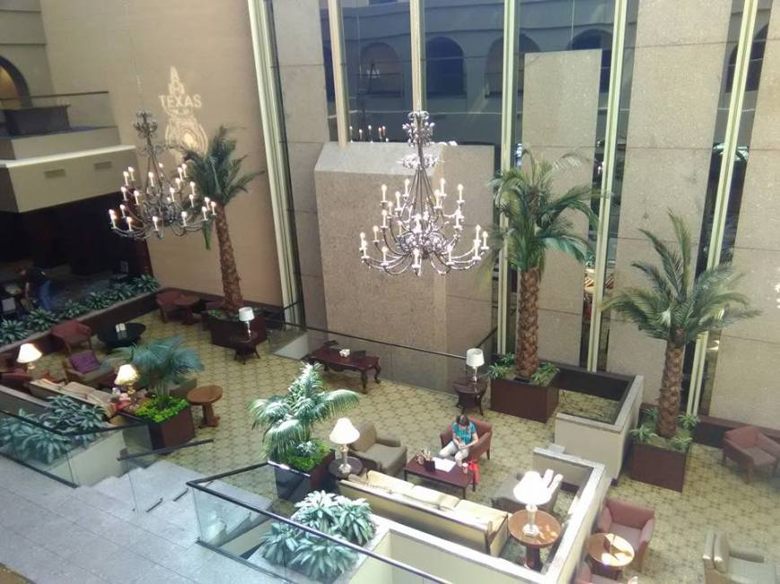 3 view of lobby from 2nd level